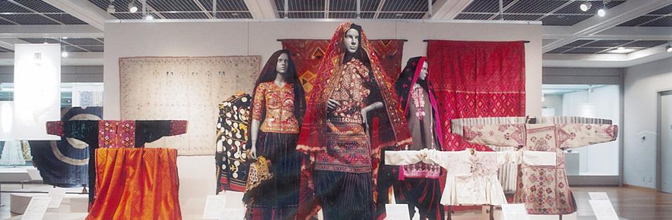 インド、パキスタンの民族衣装
